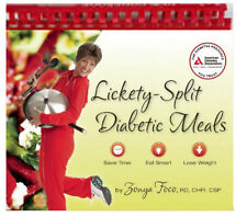Lickety Split Diabetic Meals (pb) Zonya Foco, RD CHFI, CSP save time,lose weight