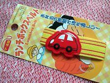 Japan Bento Strap Belt Lunchbox bento accessories Red CAR elastic belts box