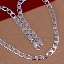 """Cadena serpiente plata esterlina 22/"""" accesorios de plata plateado 1.2 mm 5.8 Gr SN4807"""