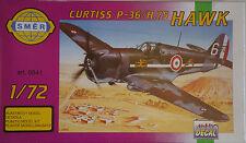 AVION CURTISS P-36/H.75 HAWK