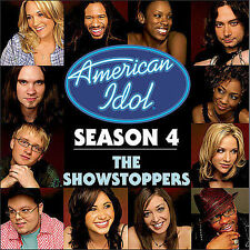 """NEW SEALED CD  """"American Idol"""" Season 4"""" The Show stopper  (G)"""
