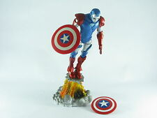 Marvel Diamond Select What If Captain America Action Figure