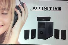 Sistema de altavoces Smart-410 Affinitive 5.1 home cinema con sonido cine 2200W