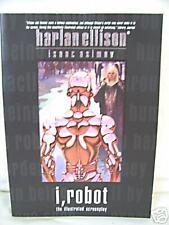 I ROBOT ellison-asimov-zug SCREENPLAY 1st thus/1st
