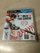 Mlb 12 the show PlayStation 3 PS3