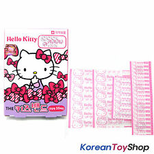 Hello Kitty Kids' Cute Plaster Band Aid Bandages Mixed 16 Pads