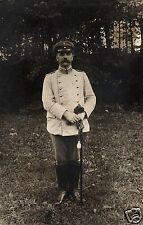 19004/ Originalfoto 9x13cm, Offizier mit Säbel