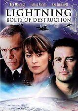 Lightning Bolts of Destruction (BRAND NEW DVD, 2005) FREE FIRST CLASS SHIPPING !