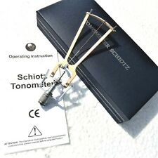 Tonometer Schiotz Type With Blue Case And Three Weight Ophthalmology & Otpometry
