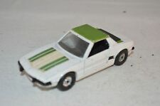 Corgi Toys 37 Fiat X1,9 all original condition