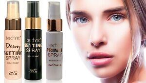 Technic Setting / Primer Face Spray Long Lasting Fixing Make-Up Fixer Mist UK