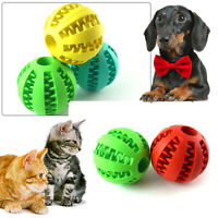 Pet Dog Tooth Clean Tool Puppy Ball Chew Toys For Pet Dog Toy Interactive Balls
