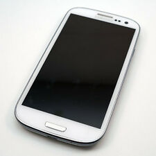 SAMSUNG GALAXY S3 16GB CRACKED LCD FOR PARTS (NOT WORKING)
