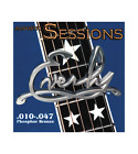 Everly Sessions Acoustic Guitar Strings - Phosphor Bronze - .010-.047, 7210