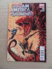 Captain America and Hawkeye 632 . Marvel 2012 - VF