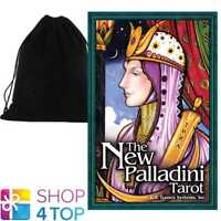 THE NEW PALLADINI TAROT DECK CARDS ESOTERIC US GAMES SYSTEMS WITH VELVET BAG