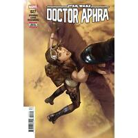 Star Wars Doctor Aphra #27 MARVEL COMICS COVER A  1ST PRINT