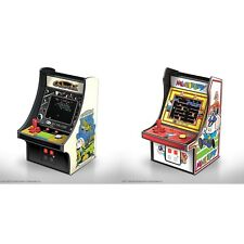 "MY ARCADE GALAXIAN + MAPPY 6"" Collectible Retro Micro Arcade Machine Portable"