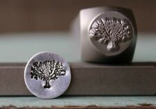 SUPPLY GUY 10mm Tree of Life Metal Punch Design Stamp SGCH-121
