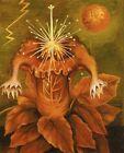 Print -    Flower of Life (Flame Flower), 1943 - by Frida Kahlo