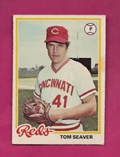 1978 OPC # 120 REDS TOM SEAVER  EX-MT CARD (INV# A4444)
