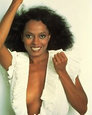 "Diana Ross 10"" x 8"" Photograph no 63"