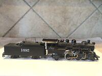 Vintage HO Scale Train A.T.&S.F. Locomotive #1492 TESTED, NO BOX