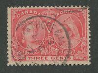 CANADA #53 USED JUBILEE R.P.O. CANCEL (1)