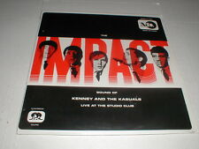 Kenny & Kasuals IMPACT Mark RE LP SEALED 1977 Teen Frat Garage Rock LIVE STUDIO