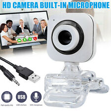 1080P 2.0 USB HD Camera Webcam Clip Web Cam With Microphone For PC MSF Computer