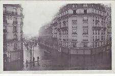 CPA PARIS INONDATION 1910 LA PLACE BALARD
