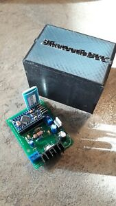DCC Controller for model railway, Bluetooth Android App - 4digit address