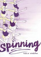 Spinning, Hardcover by Walden, Tillie, Brand New, Free shipping in the US