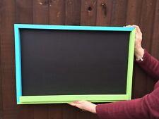Garden Chalkboard.... 60x40cm With Chalk Holder... Children's Toys Outdoo