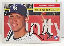 Aaron Judge 2017 Topps Throwback Thursday 1956 Design RC Rookie #68 - SP /1086