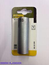 PROXXON 1/2'' Tiefbett-Steckschlüsselsatz, 18 mm No 23363