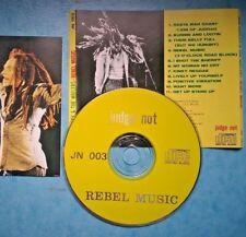 Bob Marley –  Paul's Mall, Boston, USA 1976 -rare 1993 import cd