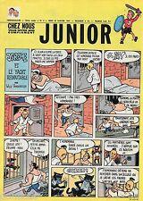 Junior (Supplément à Chez Nous) - N°4 - 1967 - BE