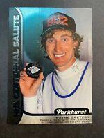 2016-17 Parkhurst NHL Centennial Salute #S-11 Wayne Gretzky LA Kings 802 Goals