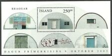 ICELAND 2003 STAMP DAY ARCHITECTURE MILITARY BARRACK CONVERTED TO HOUSE MNH