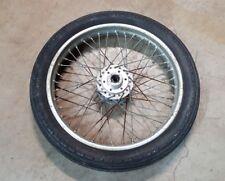 1975 Honda CB500T Twin CB 500 FRONT wheel rim hub tire