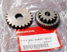 HONDA ATC 250ES BIG RED,250SX,TRX250, STARTER RELAY GEAR SET 1985, 28135-HA0-315