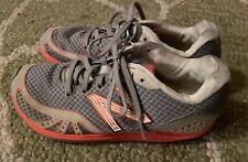 New listing New Balance Minimus Women's Running Shoes WR10OG Pink Gray Sz 5 - EUC