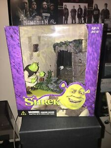 SHREK - The Outhouse - McFarlane Toys 2001 In Box Unopened Rare Collectable