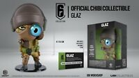 Glaz Chibi Figure Series 4 - Rainbow Six Collection - DLC Code Included