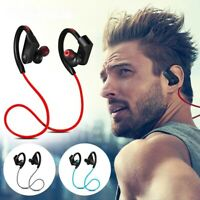 Bluetooth Earphone Headphones Sport Bass Wireless Headset with mic Stereo Earbud