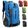 40L Large Waterproof Outdoor Sports Bag Backpack Travel Hiking Camping Rucksack