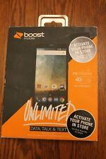 "New Prepaid Boost ZTE Prestige Smartphone - Cell Phone Mobile - 5"" Screen"