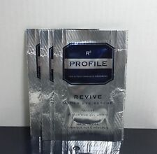 3 x Profile Revive Men's Performance Grooming Under Eye Rescue .07 oz 2 ml Each