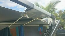 Caravan Roll Out awning Clothes line